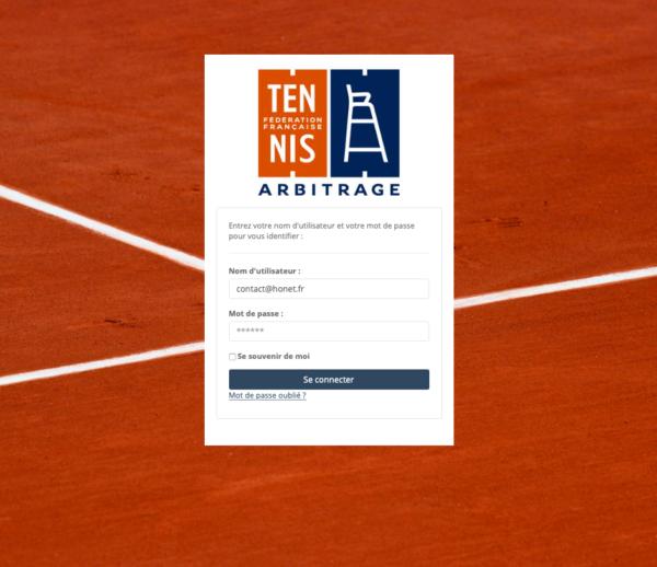 Conception et Réalisation d'un Extranet – Fédération Française de Tennis