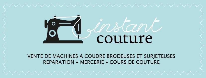 bandeau graphique Instant Couture