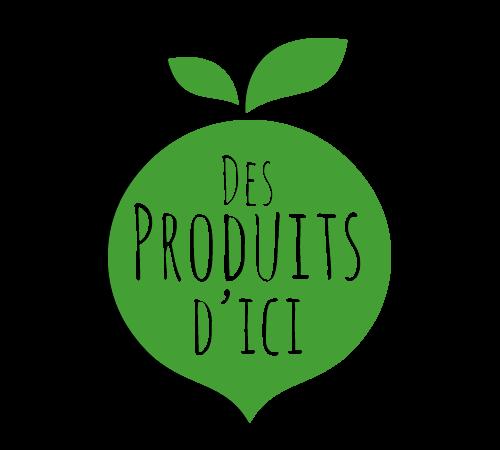 Logo – Des produits d'ici