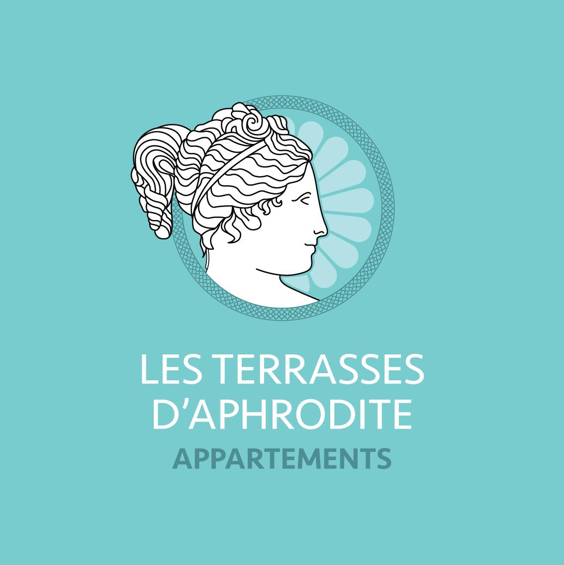 logo les terrasses d'Aphrodite