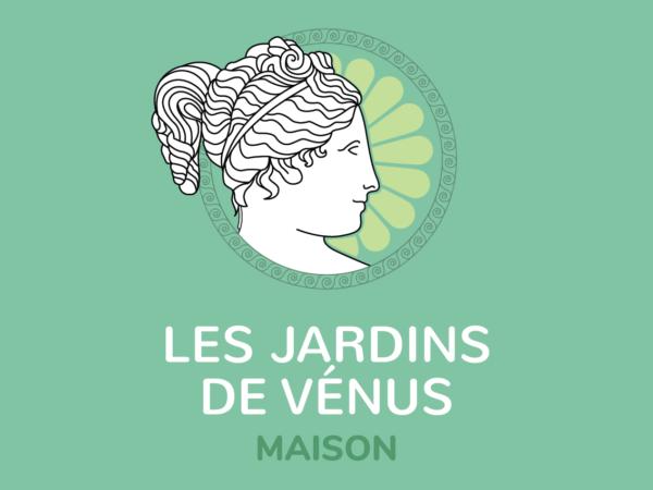 logo – Les jardins de Venus
