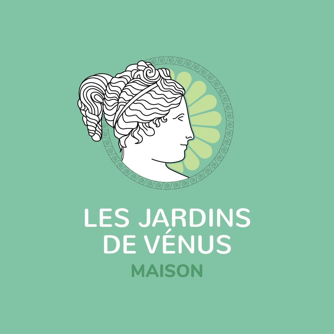 logo les jardins de Venus